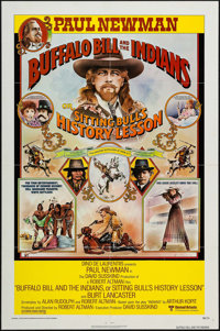 Buffalo Bill and the Indians, or Sitting Bull's History Lesson & Others Lot (United Artists, 1976). One Sheet, L...