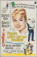 "Movie Posters:Comedy, Please Don't Eat the Daisies & Others Lot (MGM, 1960). One Sheets (4) (27"" X 41""). Comedy.. ... (Total: 4 Items)"