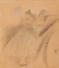 Fine Art - Work on Paper:Drawing, Louis Icart (French, 1888-1950). Ladies in a Carriage.Pastel on board. 20-5/8 x 18-1/2 inches (52.3 x 47.0 cm). Signed...