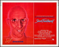 """Shock Treatment (20th Century Fox, 1981). Half Sheets (5) Identical (22"""" X 28""""). Rock and Roll. ... (Total: 5..."""