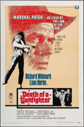 """Movie Posters:Western, Death of a Gunfighter & Others Lot (Universal, 1969). One Sheets (6) (27"""" X 41"""") English Language Spanish Poster (27"""" X 42"""")... (Total: 7 Items)"""