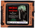 """Movie Posters:Foreign, Infatuation (Pathé, 1918). Glass Slide (3.25"""" X 4""""). Foreign.. ..."""