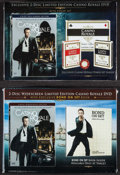 "Movie Posters:James Bond, Casino Royale (MGM, 2006). Unopened Limited Edition 2-Disc DVD Sets(17.75"" X 11""). James Bond.. ... (Total: 2 Items)"