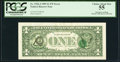 Fr. 1922-J $1 1995 Federal Reserve Note. PCGS Choice About New 55