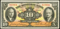 Canadian Currency: , Toronto, ON- The Dominion Bank $10 Jan. 2, 1935 CH. # 220-26-04. ...