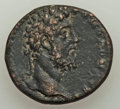 Ancients:Roman Provincial , Ancients: SYRIA. Hieropolis-Bambyce. Commodus (AD 177-192). AE 23 mm (8.96 gm)....