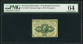 Fractional Currency:First Issue, Fr. 1240 10¢ First Issue PMG Choice Uncirculated 64.. ...