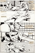 Original Comic Art:Panel Pages, Frank Miller and Joe Rubinstein Wolverine (Limited Series)#1 Page 23 Original Art (Marvel, 1982)....