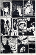 Original Comic Art:Panel Pages, Jaime Hernandez Love and Rockets #1 Story Page 2 OriginalArt (Fantagraphics, 1982)....