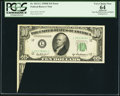 Error Notes:Miscellaneous Errors, Fr. 2012-L $10 1950B Federal Reserve Note. PCGS Apparent Very Choice New 64.. ...