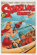 Golden Age (1938-1955):Science Fiction, Startling Comics #51 (Better Publications, 1948) Condition: VG-....
