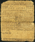 Colonial Notes:Delaware, Delaware June 1, 1759 15s Very Good.. ...
