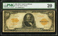 Large Size:Gold Certificates, Fr. 1198 $50 1913 Gold Certificate PMG Very Fine 20.. ...