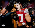 Football Collectibles:Photos, Joey Bosa Signed Photograph. ...