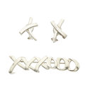 Estate Jewelry:Suites, Sterling Silver Jewelry Suite, Paloma Picasso for Tiffany &Co.. ...