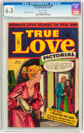 Golden Age (1938-1955):Romance, True Love Pictorial #6 (St. John, 1953) CGC FN+ 6.5 Off-whitepages....