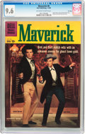 Silver Age (1956-1969):Western, Maverick #8 File Copy (Dell, 1960) CGC NM+ 9.6 Off-white to whitepages....