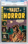 Golden Age (1938-1955):Horror, Vault of Horror #17 Gaines File pedigree 9/11 (EC, 1951) CGC NM/MT9.8 White pages....