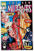 Modern Age (1980-Present):Superhero, The New Mutants #98 (Marvel, 1991) Condition: NM....