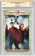 Modern Age (1980-Present):Miscellaneous, Hundred Penny Press: X-Files Classics #1 Signature Series (IDW Publishing, 2013) CGC NM+ 9.6 White pages....