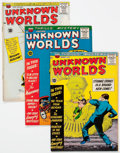 Silver Age (1956-1969):Horror, Unknown Worlds Group of 50 (ACG, 1960-67) Condition: Average VG....(Total: 50 Comic Books)