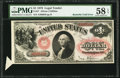 Fr. 27 $1 1878 Legal Tender PMG Choice About Uncirculated 58 EPQ