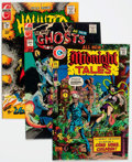 Silver Age (1956-1969):Horror, Charlton Silver Age Horror Comics Group of 71 (Charlton, 1960s)Condition: Average VF.... (Total: 71 Comic Books)