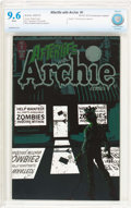 Modern Age (1980-Present):Horror, Afterlife with Archie #1 New York Comic Con Exclusive (Archie,2013) CBCS NM+ 9.6 White pages....