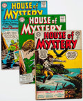 Silver Age (1956-1969):Horror, House of Mystery Group of (DC, 1953-69) Condition: Average VG-....(Total: 42 Comic Books)
