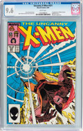 Modern Age (1980-Present):Superhero, X-Men #221 (Marvel, 1987) CGC NM+ 9.6 White pages....