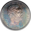 Coins of Hawaii: , 1883 $1 Hawaii Dollar--Artificial Toning--ANACS. MS60 Details. The scarcest and most popular ...