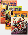 Silver Age (1956-1969):Science Fiction, Space Family Robinson Group of 10 (Gold Key, 1964-67) Condition: Average VF.... (Total: 10 Comic Books)