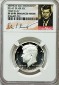 Kennedy Half Dollars, 2014-S 50C High Relief Silver, 50th Anniversary Set SP69 ProoflikeEnhanced Finish NGC. PCGS Population ...