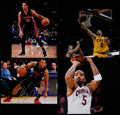 Autographs:Photos, Cleveland Cavaliers and Toronto Raptors Signed Photo Collection -DeRozan, Lowry, Love, Smith. ...