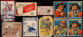 Non-Sport Cards:Lots, 1920's - 1940's Canadian Non-Sports Card Collection (86) - Withrare Sea Raider Blank Backs! ...