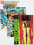 Modern Age (1980-Present):Superhero, DC Comics Presents and Other DC Titles Long Box Group (DC, 1980s)Condition: Average VF....