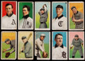 Baseball Cards:Lots, 1909-11 T206 Piedmont Southern Leaguers (10). ...
