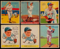 Baseball Cards:Lots, 1933-38 Diamond Stars & Goudey Boston Red Sox Collection(26)....