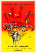 """Movie Posters:Science Fiction, Invasion of the Body Snatchers (Allied Artists, 1956). One Sheet(27"""" X 41"""").. ..."""