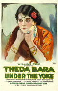 "Movie Posters:Drama, Under the Yoke (Fox, 1918). One Sheet (27"" X 42"").. ..."