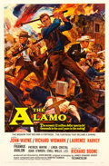 "Movie Posters:Western, The Alamo (United Artists, 1960). One Sheet (27"" X 41"").. ..."