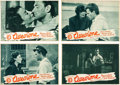 Memorabilia:Movie-Related, Ossessione Italian Theatrical Movie Lobby Card Group of 20(ICI, 1943).... (Total: 20 Items)