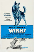 Memorabilia:Disney, Nikki: Wild Dog of the North Theatrical Poster (Walt Disney,1972).. ...