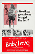 "Movie Posters:Bad Girl, Baby Love & Other Lot (Avco Embassy, 1969). One Sheets (2) (27"" X 41"") Flat Folded. Bad Girl.. ... (Total: 2 Items)"