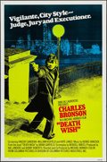"Movie Posters:Action, Death Wish (Paramount, 1974). International One Sheet (27"" X 41"")Flat Folded. Action.. ..."