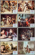 """Movie Posters:Fantasy, The Golden Voyage of Sinbad (Columbia, 1973). Lobby Card Set of 8(11"""" X 14""""). Fantasy.. ... (Total: 8 Items)"""