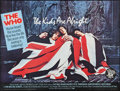"Movie Posters:Rock and Roll, The Kids Are Alright (New World, 1979). British Quad (30"" X 40"").Rock and Roll.. ..."