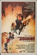 "Movie Posters:Adventure, The Goonies & Other Lot (Warner Brothers, 1985). ArgentineanPosters (2) (29"" X 43""). Adventure.. ... (Total: 2 Items)"