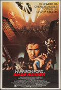 "Movie Posters:Science Fiction, Blade Runner (Warner Brothers, 1982). Argentinean Poster (28.75"" X42.75""). Science Fiction.. ..."