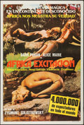 """Movie Posters:Foreign, Africa Erotica & Others Lot (Manson Distributing, 1970). Argentinean One Sheets (3) (29"""" X 43""""). Foreign.. ... (Total: 3 Item)"""